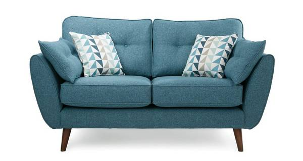 Zinc Express 2 Seater Sofa Dfs