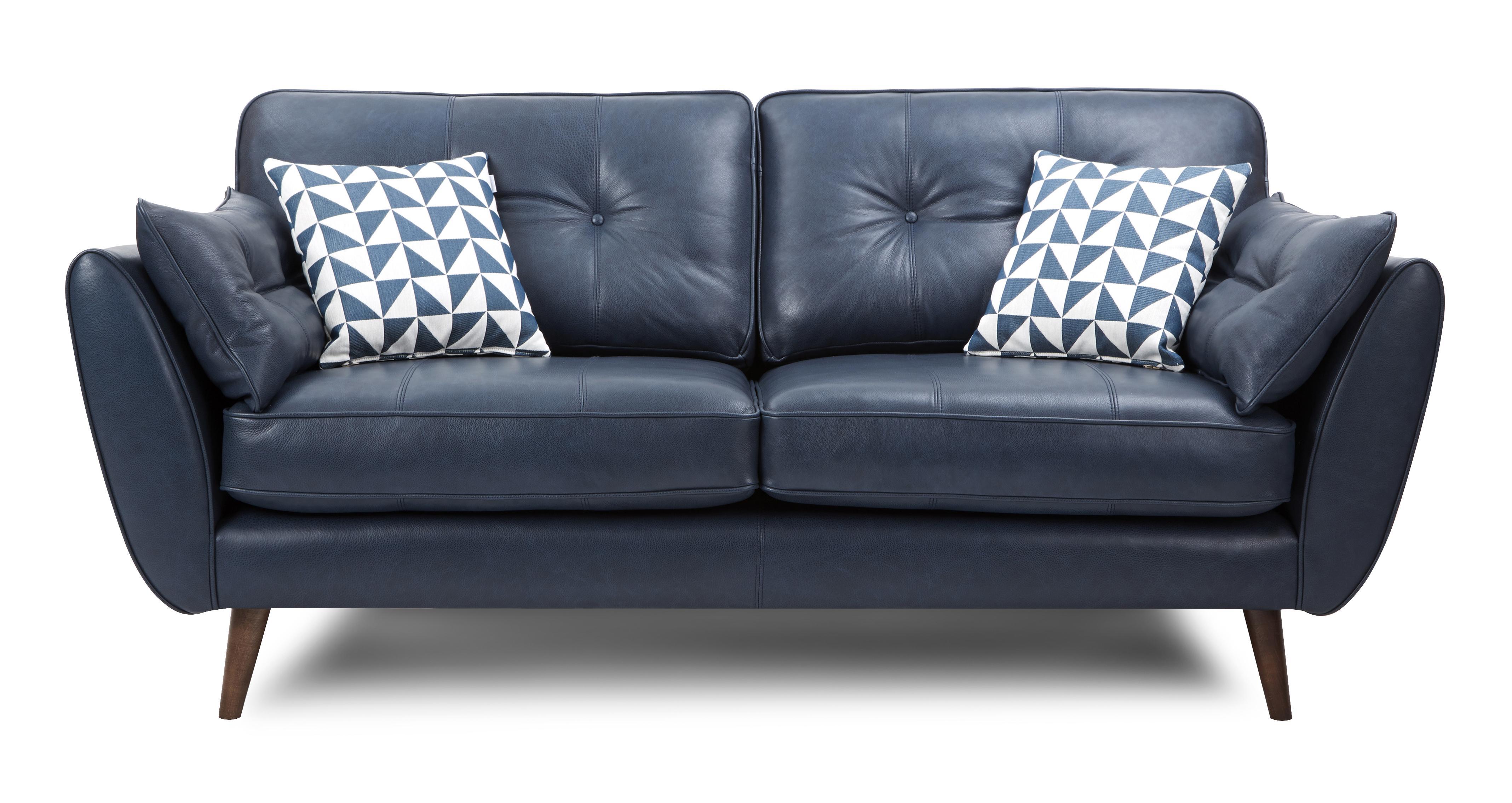 Sofa Express Brae Glamorous Cheap White Leather Sectional Sofa
