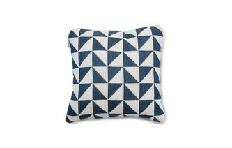 Pattern Scatter Cushion Zinc Express Pattern