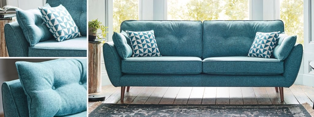 Pleasant Zinc Express 4 Seater Sofa Caraccident5 Cool Chair Designs And Ideas Caraccident5Info