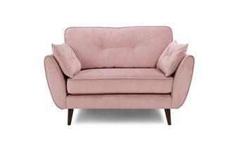 Cuddler Sofa Luxe Velvet