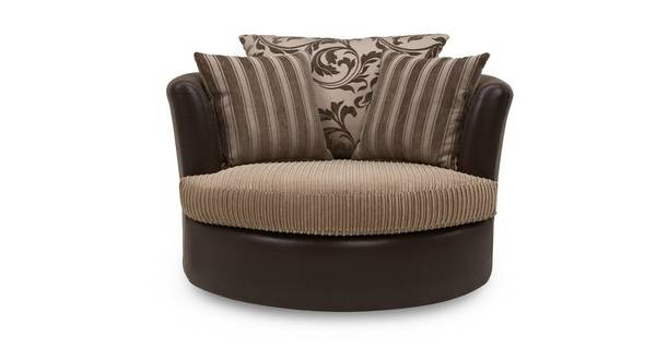 Zodiac Large Swivel Chair