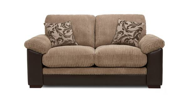 Zodiac 2 Seater Formal Back Deluxe Sofa Bed
