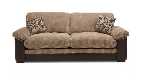 Zodiac 4 Seater Formal Back Sofa