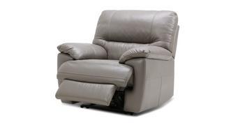 Zulu Handbediende recliner stoel